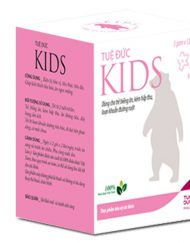 Tuệ Đức Kids cho trẻ biếng ăn, kém hấp thu, loạn khuẩn đường ruột