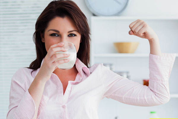 cách làm sữa gạo lợi sữa