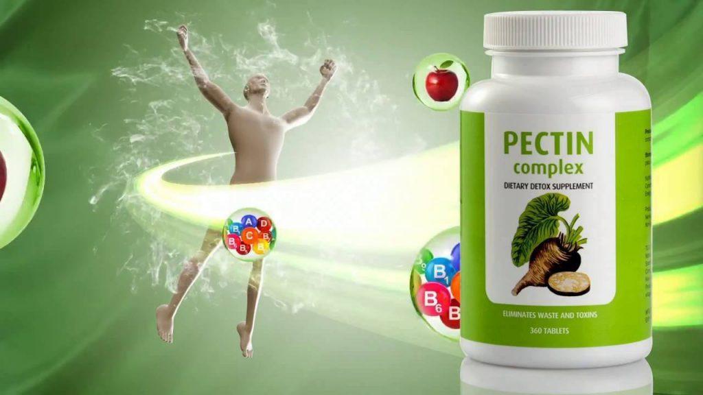 pectin complex thải độc (detox) an toàn, hiệu quả cho cơ thể